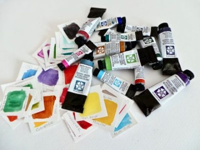 Daniel Smith Watercolours