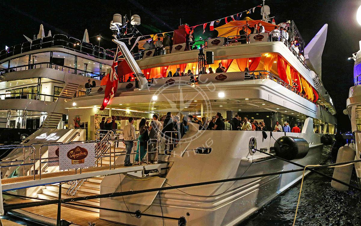 Monaco Grand Prix Yacht Rental Arthaud Yachting Rent A