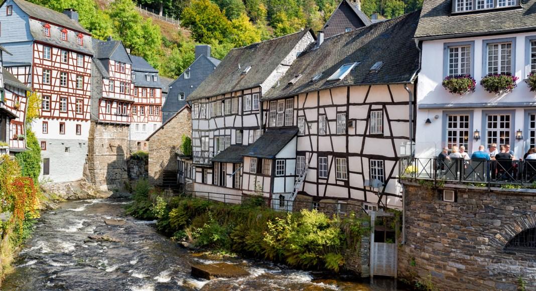 Almanya'nın Rüya Kasabaları: Monschau