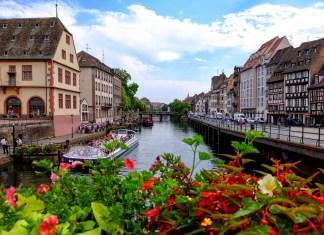 Strasbourg, Noel'in Başkenti