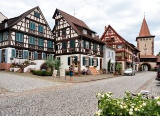 Harika Almanya şehirleri, Gengenbach