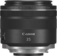 Canon RF Lens Serisi - 35mm f/1.8 Macro IS STM