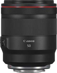 Canon RF Lens Serisi - 50mm f/1.2L USM
