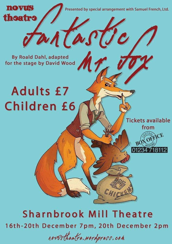 fantastic mr fox movie poster 2