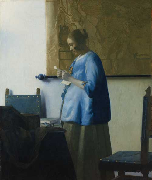 Image of Cleaning Vermeer