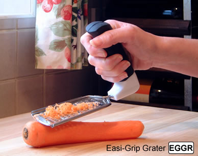 Easi Grip Grater Angled Handle Cheese Grater