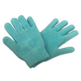 Silipos Moisturizing Gel Terry Cloth Gloves Comforts