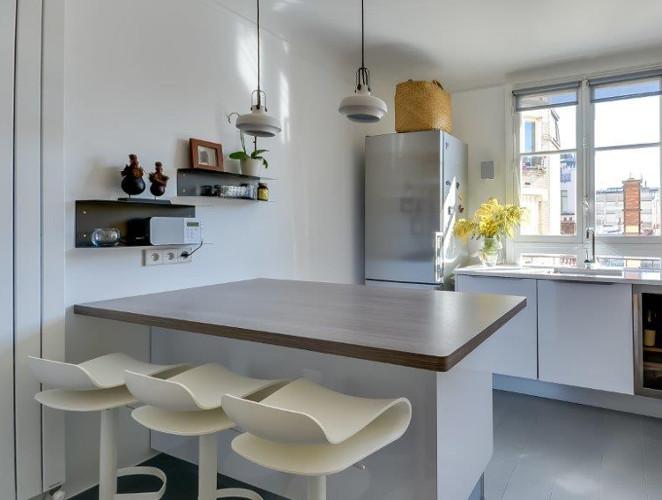 Cuisine Moderne Avec Lot En Pi Modle Harmonie