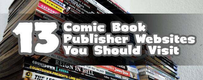 13-comic-Book-Publishers