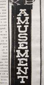 Enzyme Amusement Snip Arthur Grau