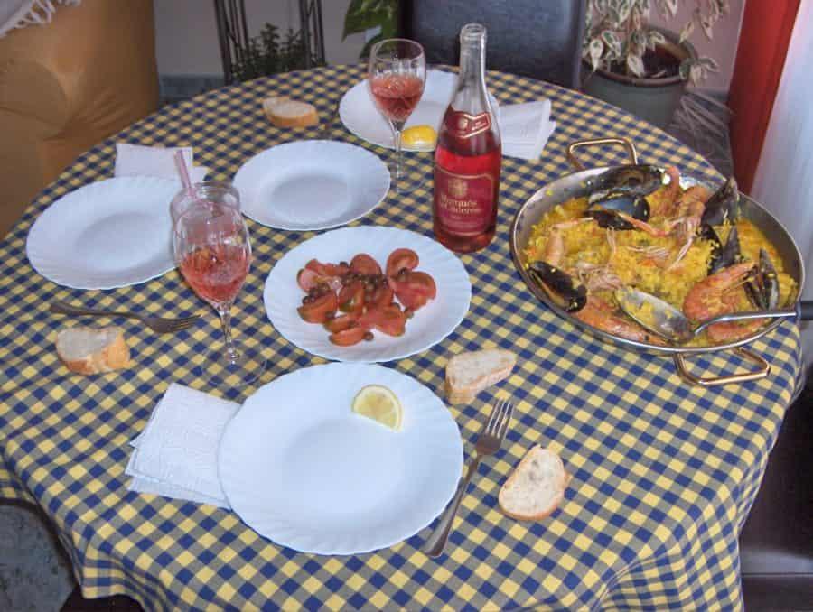 Spanish Food Culture - Sunday Paella
