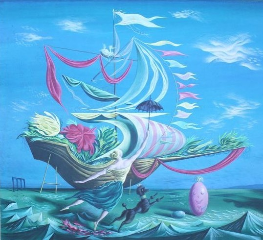Arthur Kraft, Artist, Art, Kansas City, Painting, Surreal, Surrealist, Surrealism