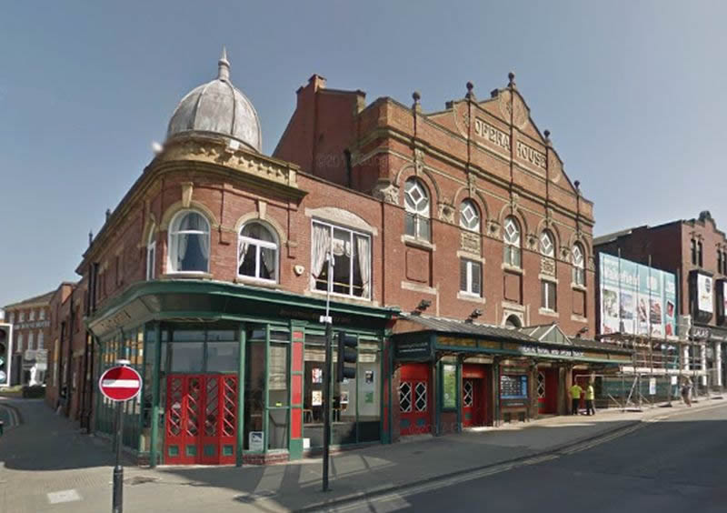 Theatres And Halls In Wakefield West Yorkshire