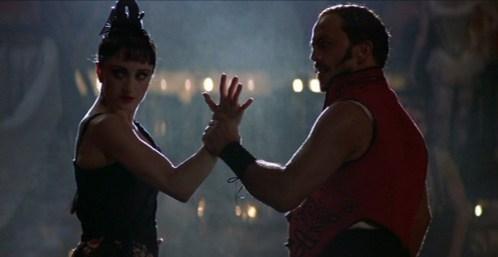 passionate dancers at an Argentine Tango milonga