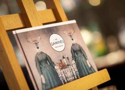 photographe reportage : restaurant les gamines