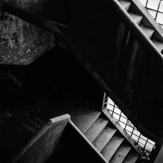 photographe reportage urbex : uziness - cheratte interieur