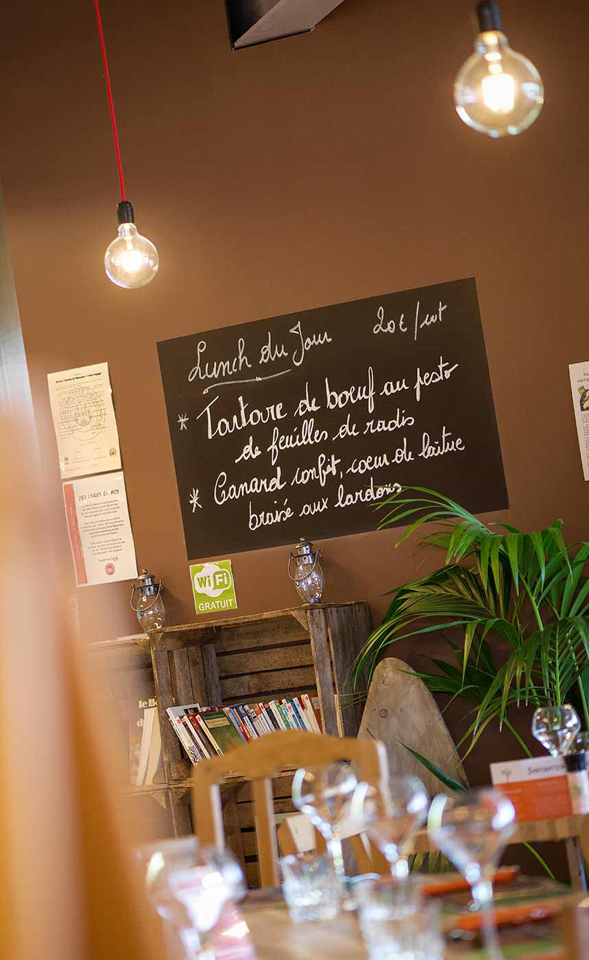 photographe culinaire pour le restaurant inspiration locale : tartare
