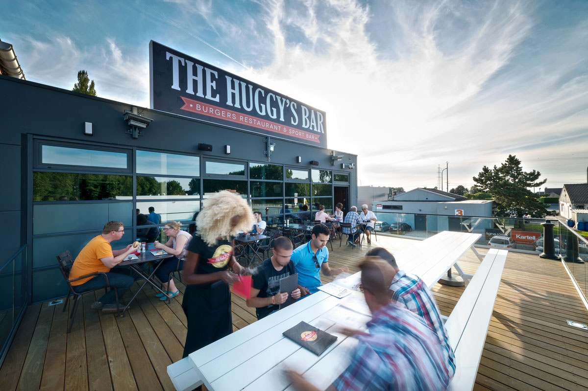 Photographie culinaire restaurant The Huggy's Bar 17