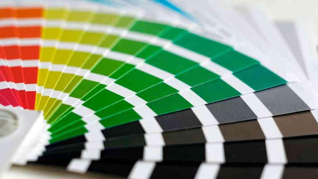 Colores de pintura para pared