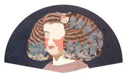 """Infanta Margarita"". Daniel Esteban. Collage"