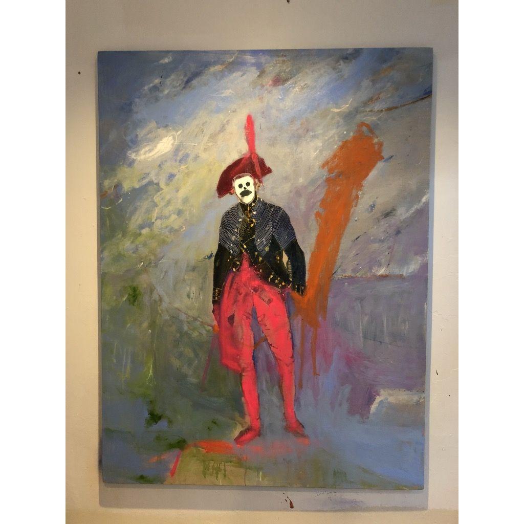 George Raftopoulos. Un Goya del siglo XXI