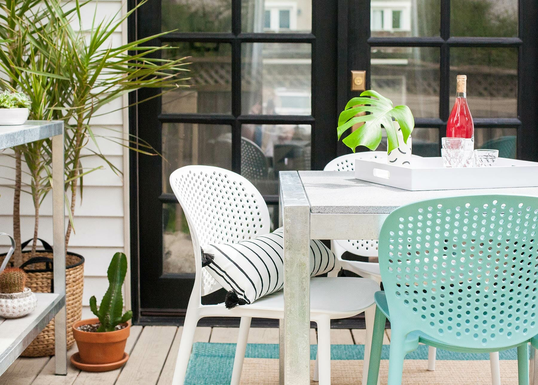 the best outdoor furniture for rain