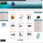E commerce website major project