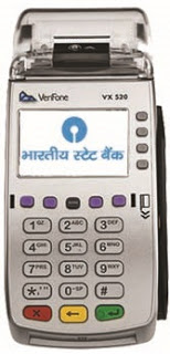 ATM verifone sbi kiosk banking micro vx520