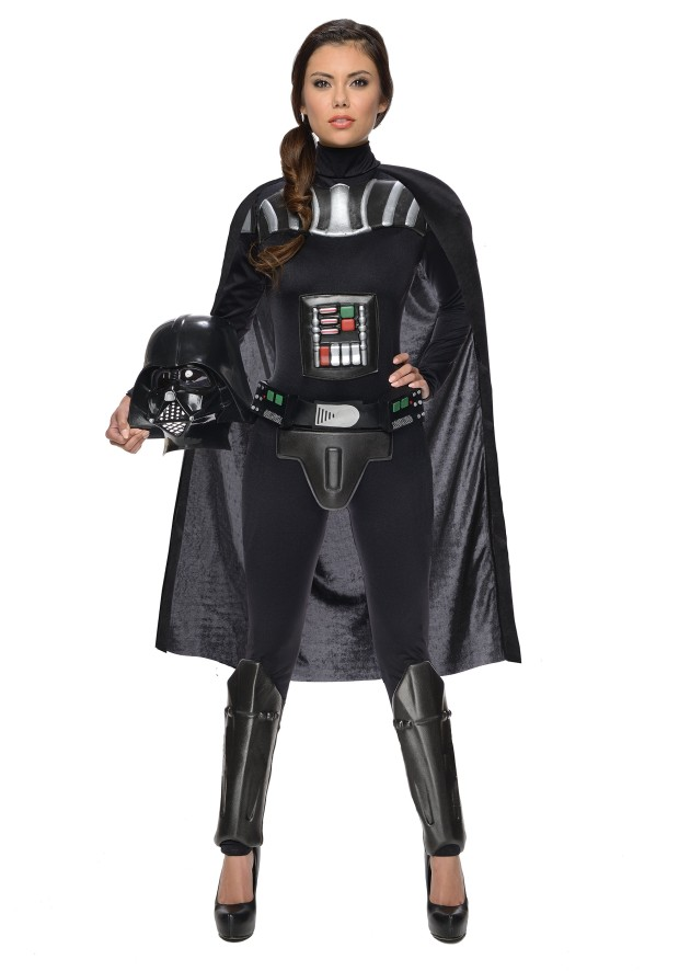 Hottest costume: Sexy Darth Vader