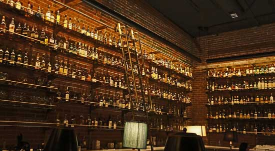 How to order whiskey: The Multnomah Whiskey Library