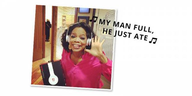 Oprah's Favorite Things: Beats by Dre