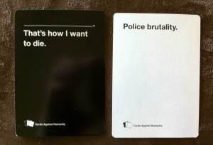 Police Brutality -- Die