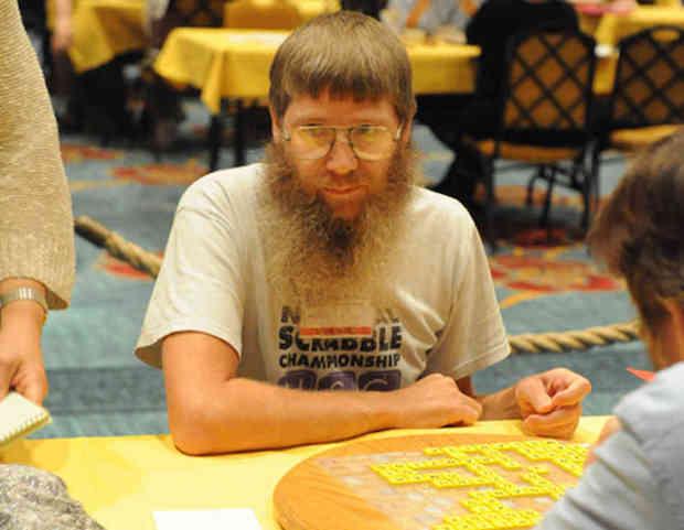 Nigel Richards Scrabble Champ
