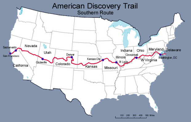 American Discovery Trail