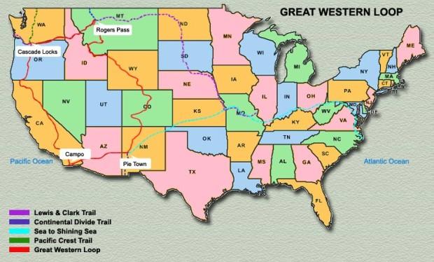 Great Western Loop