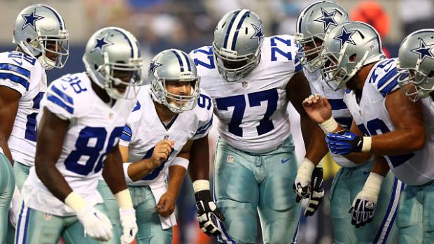 Tony Romo and Dallas Cowboys