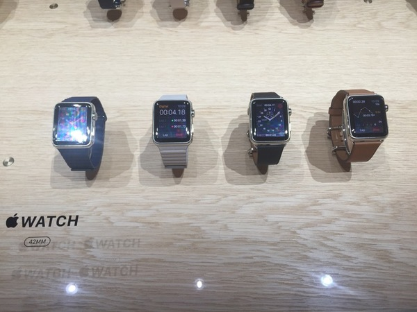 New apple watch bands