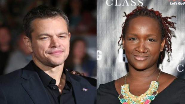 matt damon effie brown