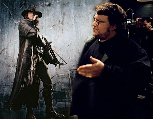 Guillermo Del Toro and Van Helsing