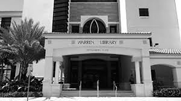 University of florida library dating spots