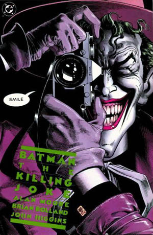 Batman The Killing Joke comic cover