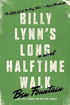 Billy Lynn cover