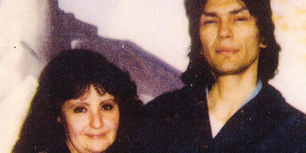 Doreen Lioy and Richard Ramírez