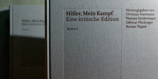 Mein Kampf On The Rebound
