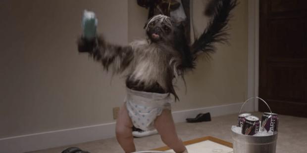 Super Bowl Commercials Puppymonkeybaby