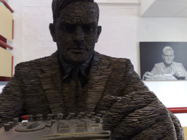 Underappreciated People: Statue of Alan Turing