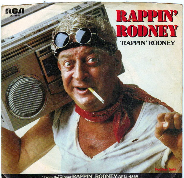Underappreciated People: Cover of Rodney Dangerfield album