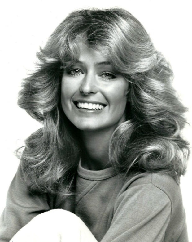 Taken by cancer: Farrah Fawcett