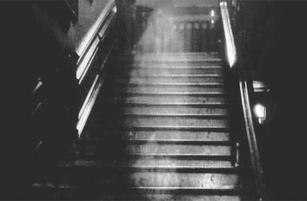 ghost sightings (Discovery Science).