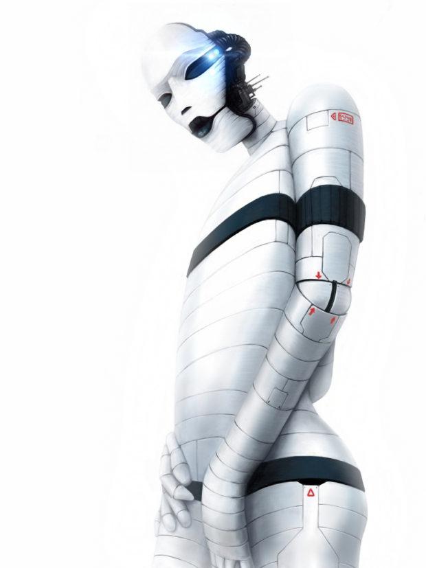 Technosexuality: Sexy robot?